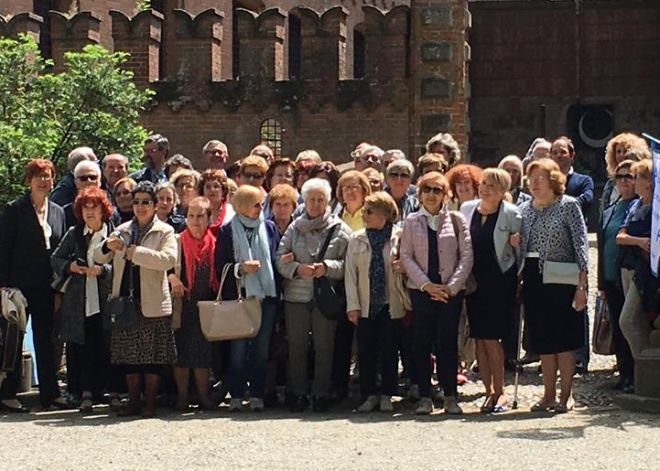 Festeggiato il decennale dei volontari dell'ospedale di Tortona