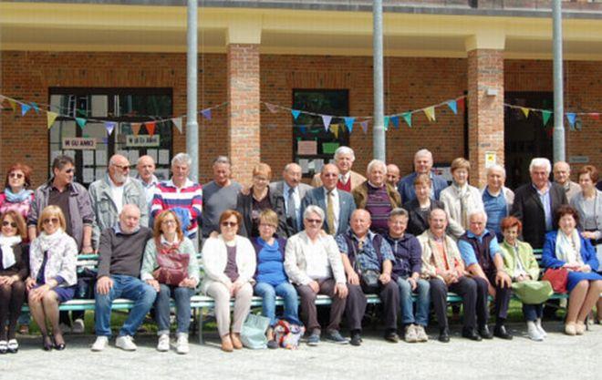 A Montebello della battaglia un raduno di ex allievi del San Benedetto