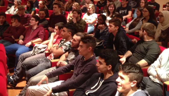 Gli studenti tortonesi al seminario sui giovani
