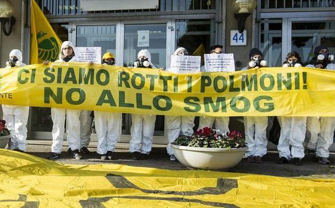 Alessandria mette al bando i motori diesel e vara nuova disposizioni antismog