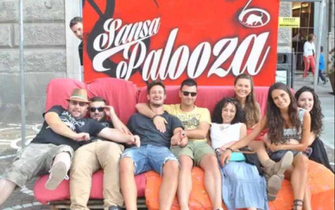 Sabato a San Salvatore c'è la festa di SanSaPalooza