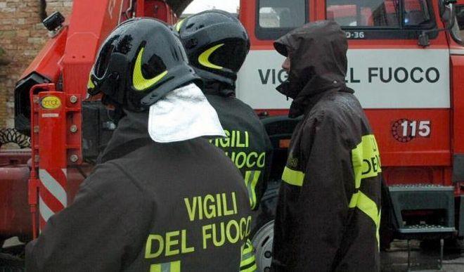 Fraconalto, pericolosa fuga di gas in strada Molini chiusa al traffico