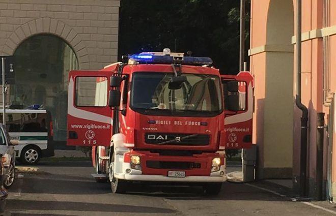 A Tortona un anziano di 76 anni residente nelle Case Popolari salvato dai Pompieri