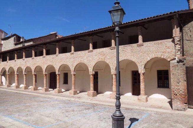 A Tortona al via i lavori per la realizzazione della biblioteca bambini all'ex convento dell'Annunziata