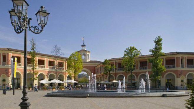 Serravalle Scrivia, furti all'Outlet: denunciati due italiani e un rumeno