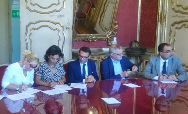 Firmato l'accordo per la tangenziale di Pozzolo come opera compensativa del Terzo Valico