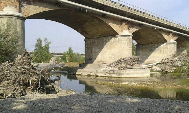 Nel Tortonese (e non solo) l'Autorità per il Po autorizza la pulizia dei fiumi da parte dei privati