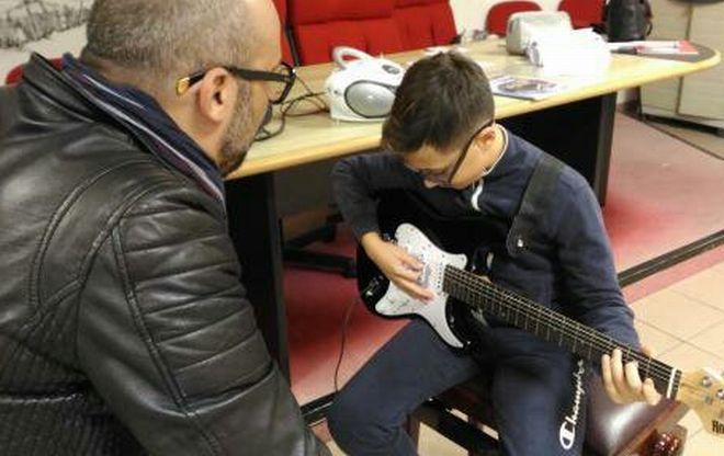 All'ex Caserma Giorgi di Novi Ligure al via i nuovi corsi di musica