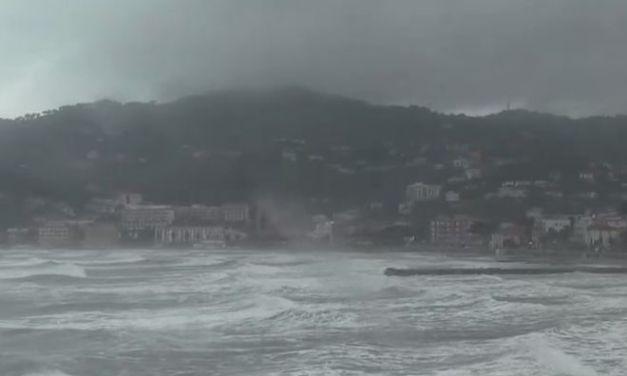 Maltempo, situazione molto critica nel Ponente Ligure