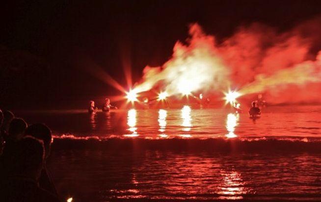 Vigilia di Natale con canti e tradizioni a Diano Marina con Gesù arriva dal mare