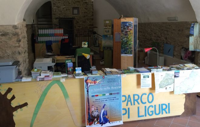 Gli appuntamenti del week nei comuni del parco delle Alpi liguri