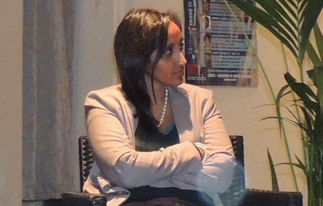 """Francesca Rotta Gentile, ideatrice e curatrice di """"Cervo ti Strega"""" spiega perché questa manifestazione si tiene nel Golfo Dianese"""