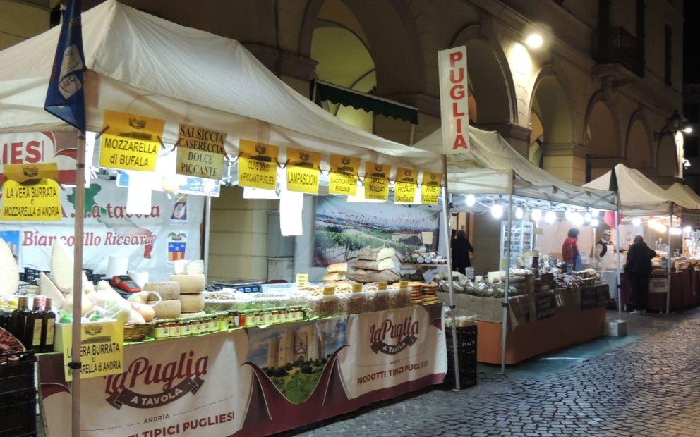 Venerdì a Imperia al via la festa delle regioni del mercatino italiano. Durerà tre giorni