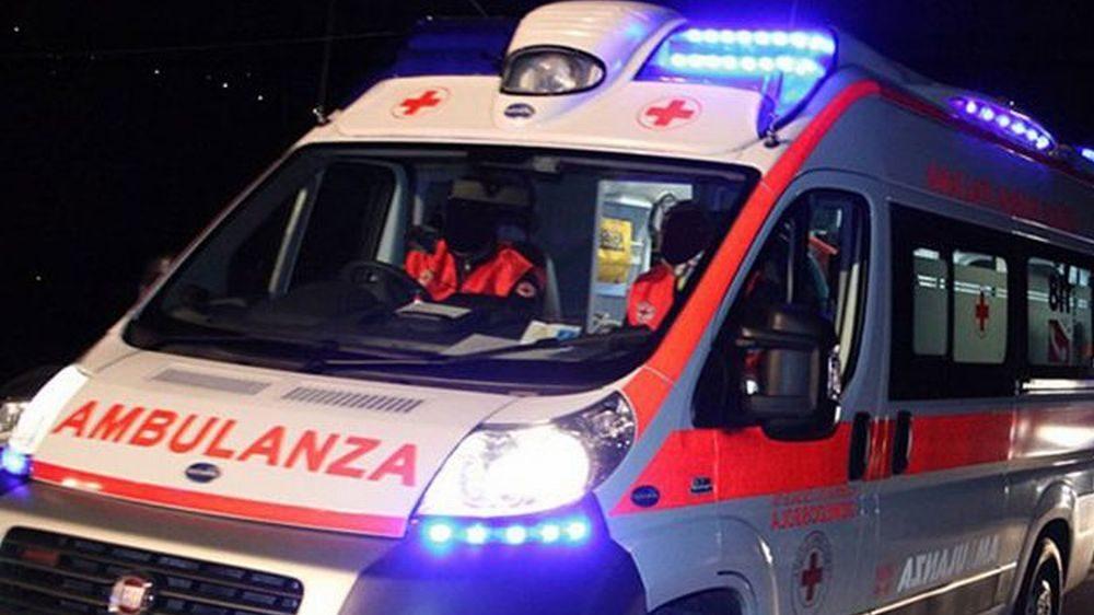 Tre bambini feriti in un incidente stradale alla periferia di Castelnuovo Scrivia