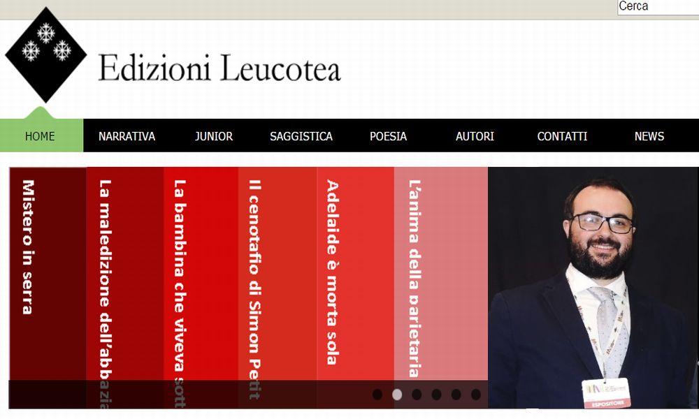 La Casa editrice Leucotea di Sanremo al Salone del Libro di Torino con molti autori. Il programma di venerdì