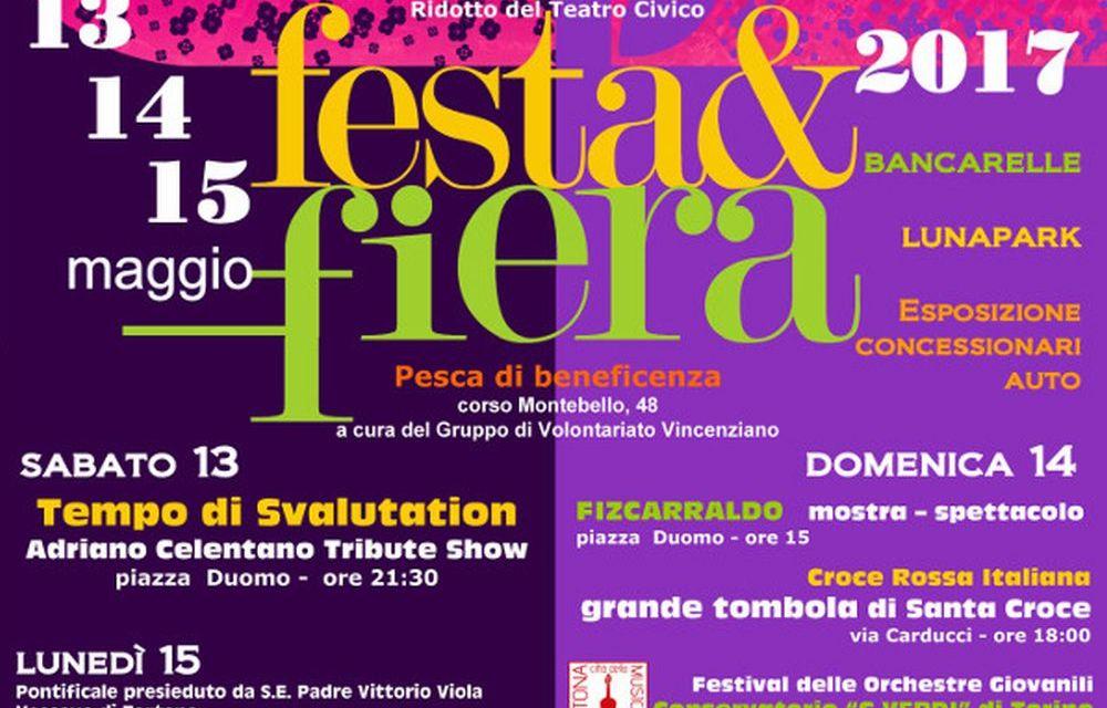 A Tortona c'è la Festa patronale di Santa Croce: ecco tutte le manifestazioni in programma domenia e lunedì