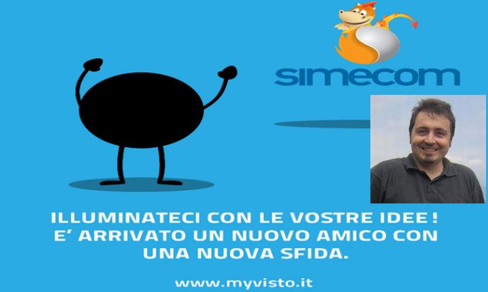 Simecom lancia il concorso per creare un nuovo spot: in palio 3.000 Euro. Stefano Guazzo spiega cos'è