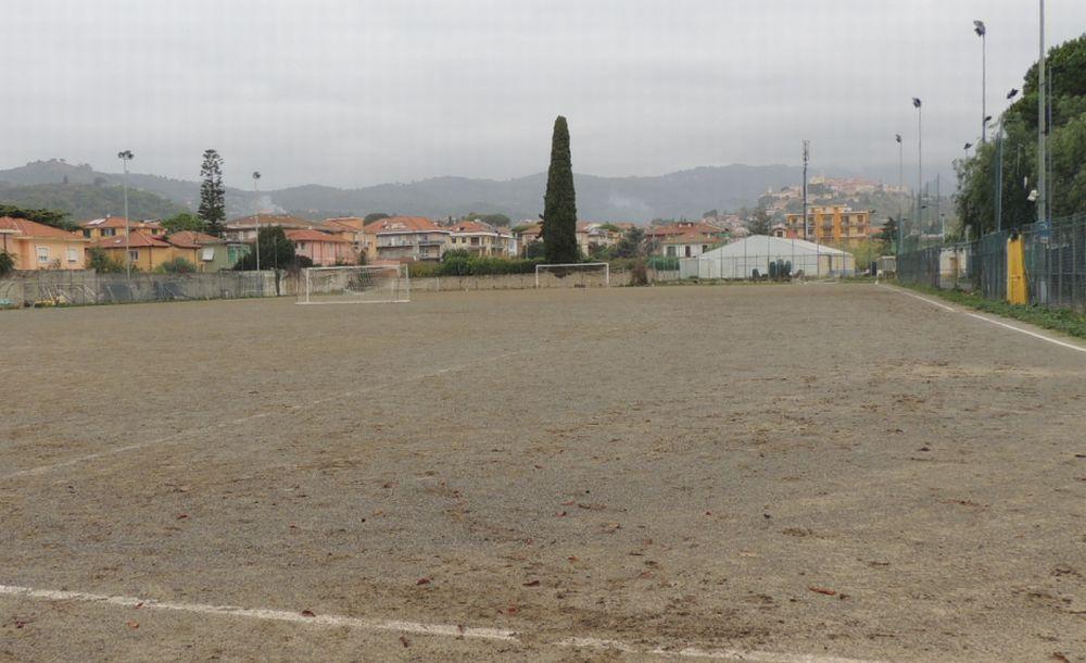 Il Comune di Diano marina approva la realizzazione del nuovo campo di calcio: costerà 513 mila euro
