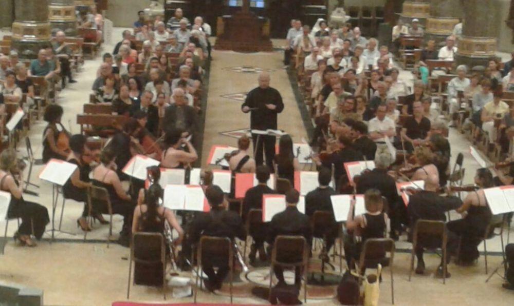 Al Santuario della Madonna della Guardia di Tortona si è tenuto il concerto per il Papa