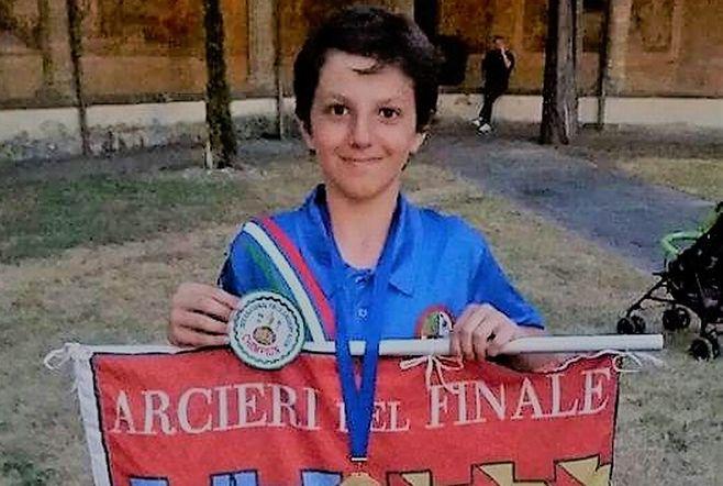 San Bartolomeo ha un campione del mondo: è il giovane arciere Morgan Nivino che ha vinto ha vinto la World Bowhunter Championships