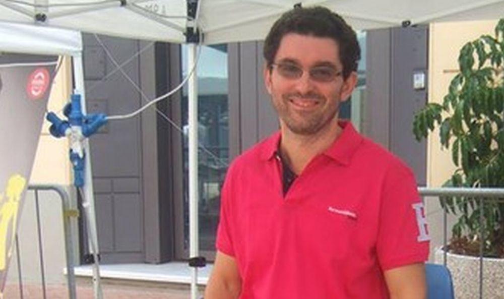 Lo scrittore dianese Davide Bergo mercoledì ad Andora presenta i suoi libri sulle indagini del Commissario Gatti