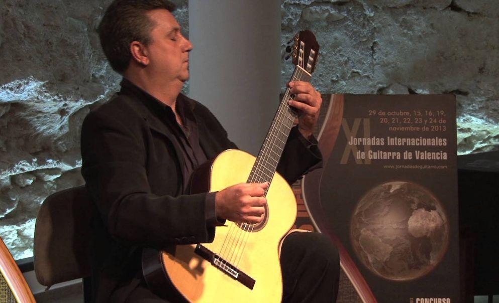 Lunedì a San Bartolomeo al mare la musica spagnola Javier García Moreno