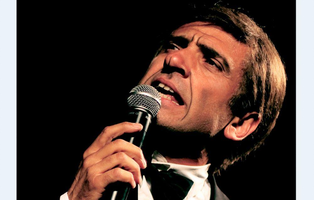Sabato sul Roof Garden del Casinò di Sanremo si esibisce Dario Ballantini