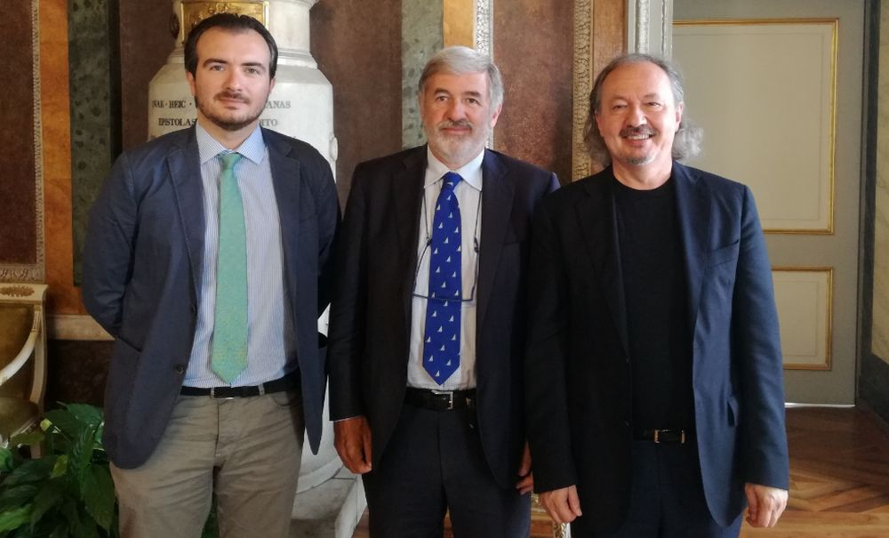 Lo sviluppo della collaborazione tra Alessandria e Genova al centro dell'incontro odierno tra i Sindaci delle due Città