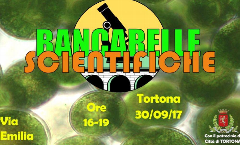 Per il terzo anno consecutivo sabato a Tortona ci saranno le Bancarelle scientifiche della scuole./Il programma