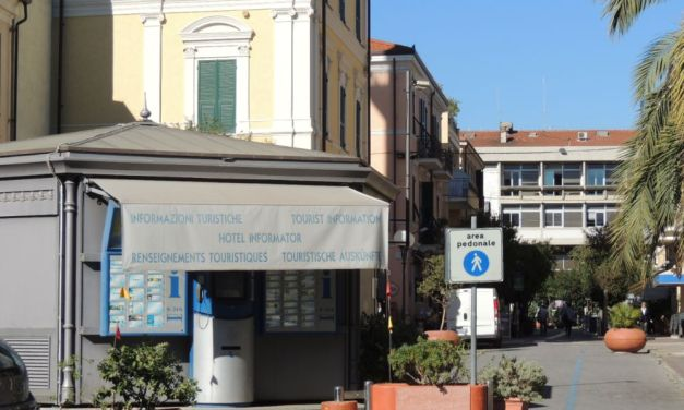 A Diano Marina ha riaperto l'Ufficio informazione Accoglienza dei turisti (IAT)
