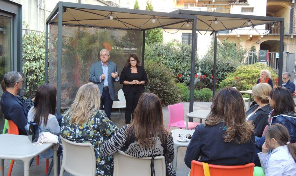 Al D-Café della Fondazione raccontata la storia di Maria Teresa Marchese, la Giornalista di Tortona