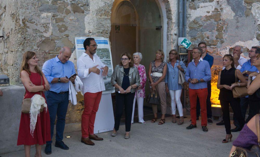 Nuovi reperti e nuovi orari di visita al museo civico-archeologico di Ventimiglia