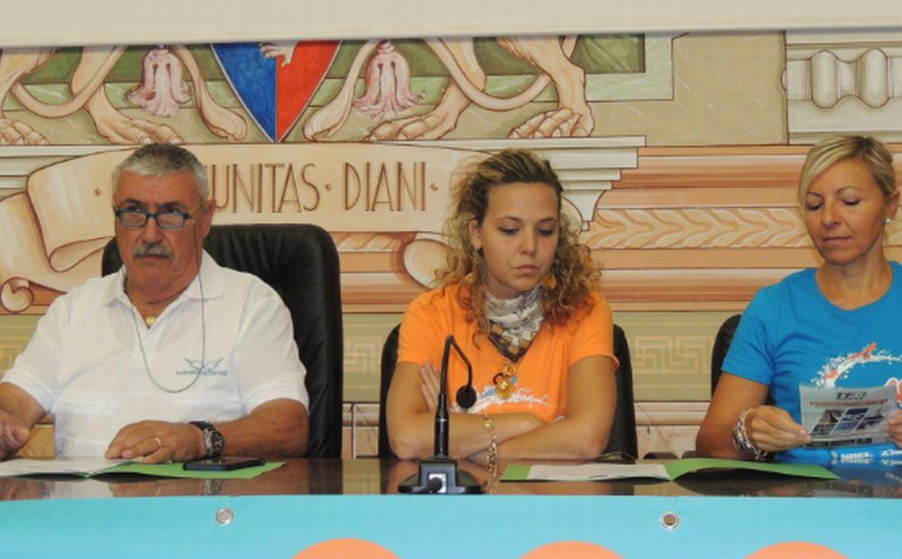 Col turismo Diano Marina ha fatto centro: in conferenza stampa illustrati i risultati tutti positivi