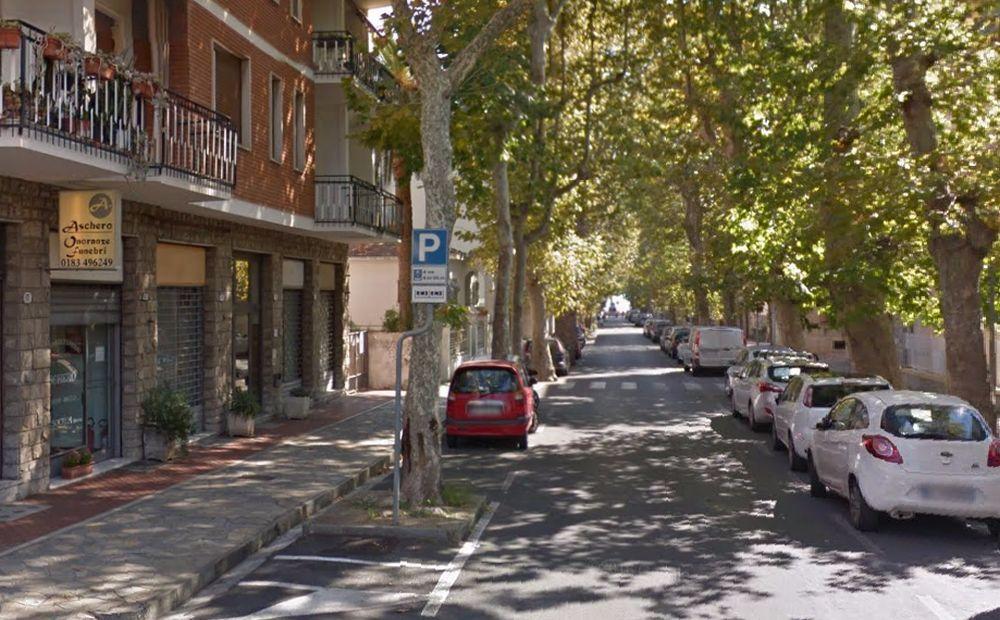 Diano Marina, per tre giorni non si può parcheggiare nel primo tratto di viale Matteotti