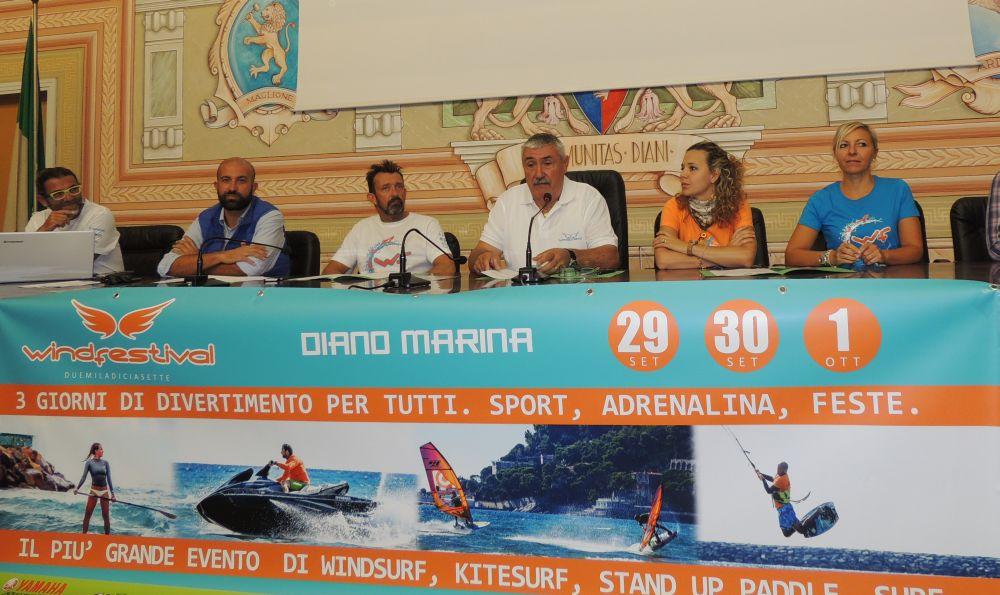 A Diano Marina si svolgerà la manifestazione più importante d'Italia di Windsurf/Il programma dettagliato