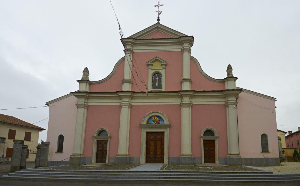 A Basaluzzo è arrivato il nuovo parroco: è don Graziano Pepe
