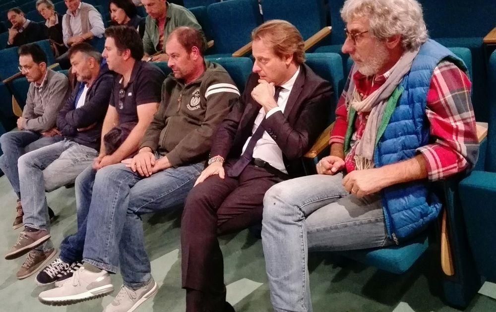 A Imperia summit dei gestori dei frantoi di olio della Liguria per discutere i vari problemi legati al settore