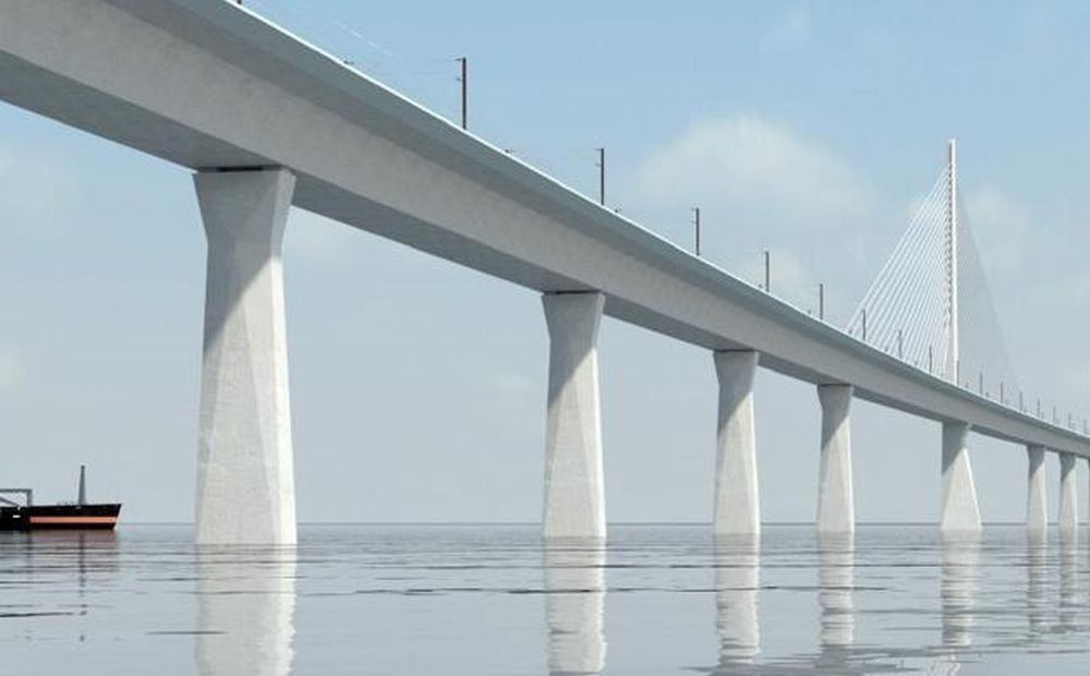 La società Itinera del gruppo Gavio realizzerà un maxi-ponte in Danimarca che collegherà due isole. Costo 277 milioni di euro.