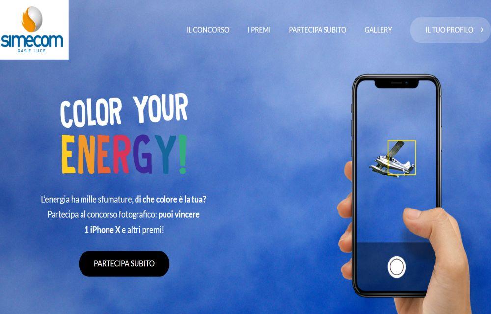 """Simecom lancia il concorso fotografico gratuito """"Scatta un foto"""". Si vincono viaggi e Smartphone"""