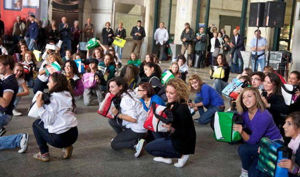 Sabato a Tortona un flash-mob contro la violenza sulle donne. Ecco come partecipare