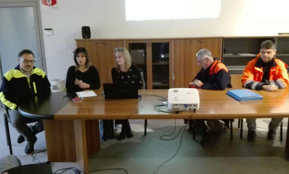 A Tortona un incontro fra tecnici e Amministratori per tenere sotto controllo le piene del torrente Scrivia