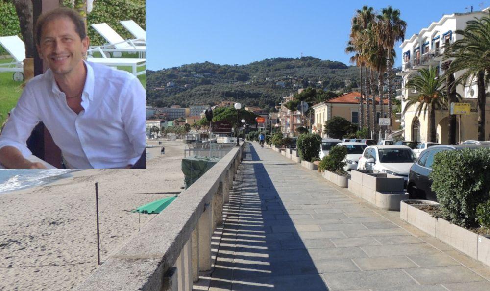 Diano Marina ha deciso di ampliare la passeggiata a mare verso Sant'Anna e sistemare via XX Settembre