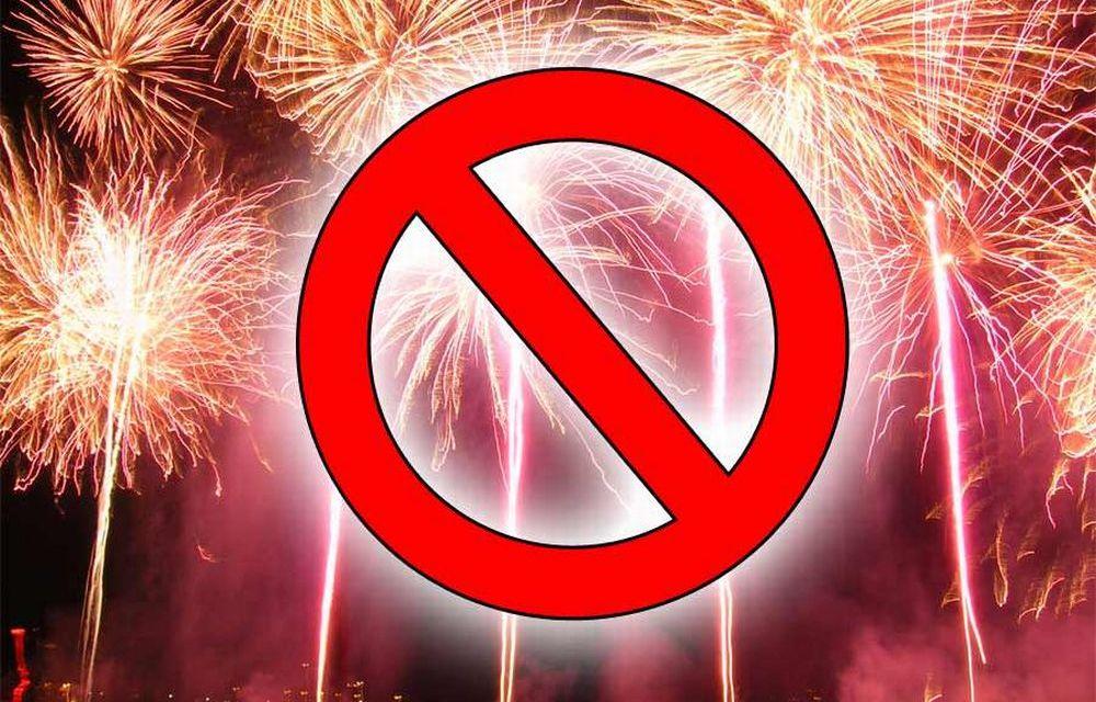 Niente Botti e fuochi d'artificio a Tortona per feste di fine anno