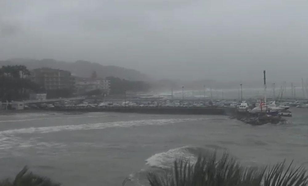 Allerta piogge rossa e arancione, Diano Marina chiude tutto