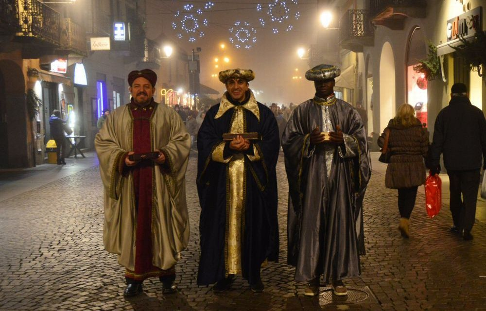 Sabato 23 dicembre c'è il Presepe vivente per le vie di Casale