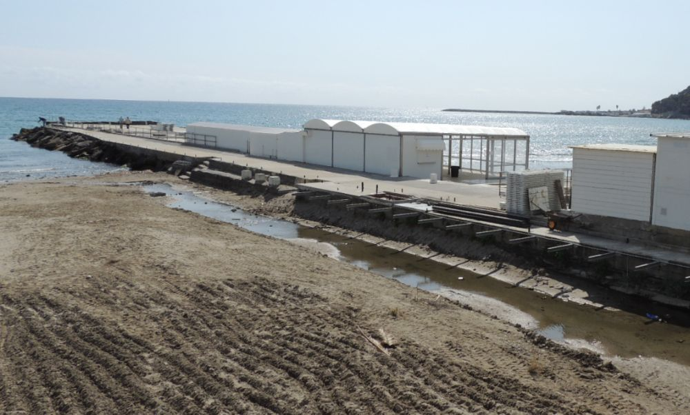 Il Comune di Diano Marina vara lavori straordinari di pulizia ai torrenti per 280 mila euro