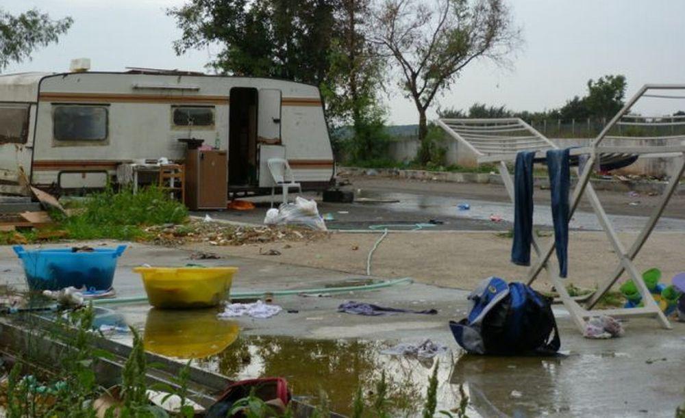 La Giunta-Bardone ha approvato il progetto per i contatori dell'acqua al campo nomadi. Ogni famiglia pagherà, finalmente!