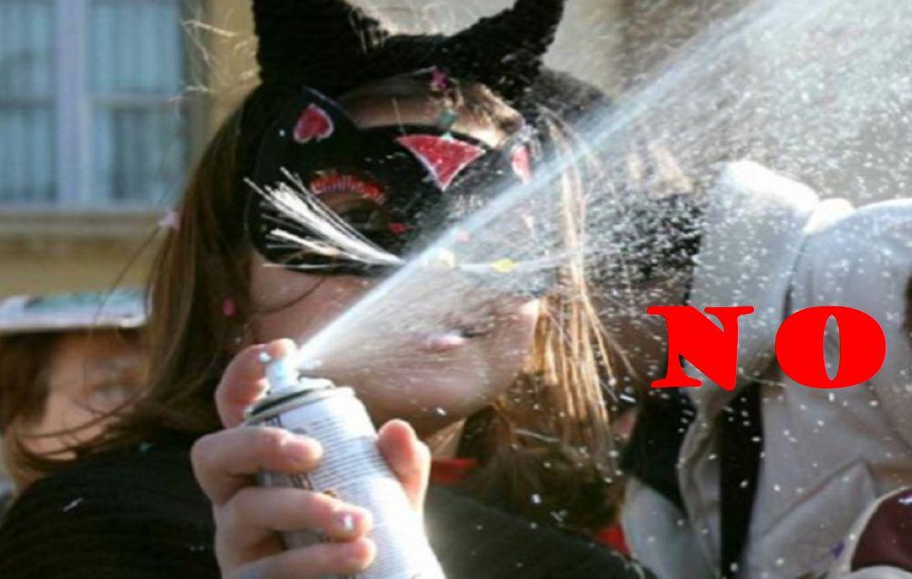 Niente schiuma, petardi, fialette puzzolenti e altro per il Carnevale a Tortona