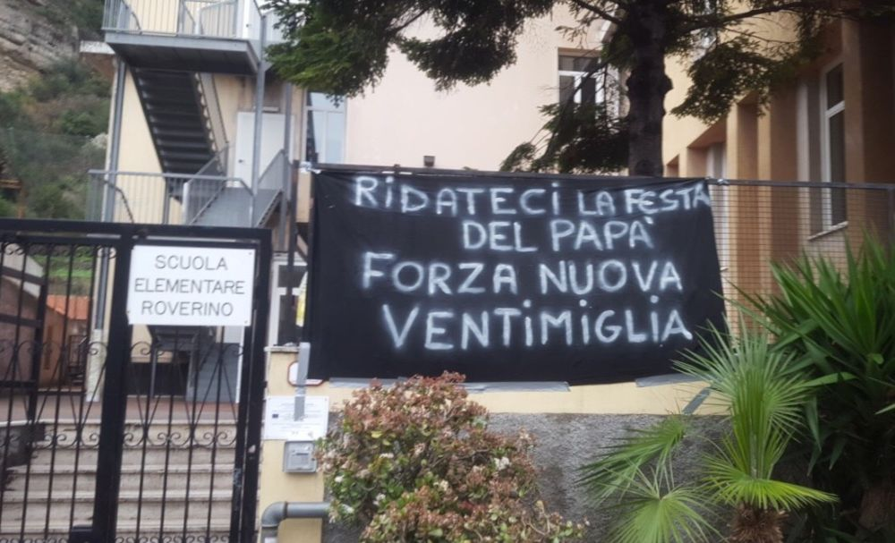 """A Sanremo e Ventimiglia invocano: Ridateci la festa del papà, basta famiglie """"strane"""" la figura paterna è fondamentale"""