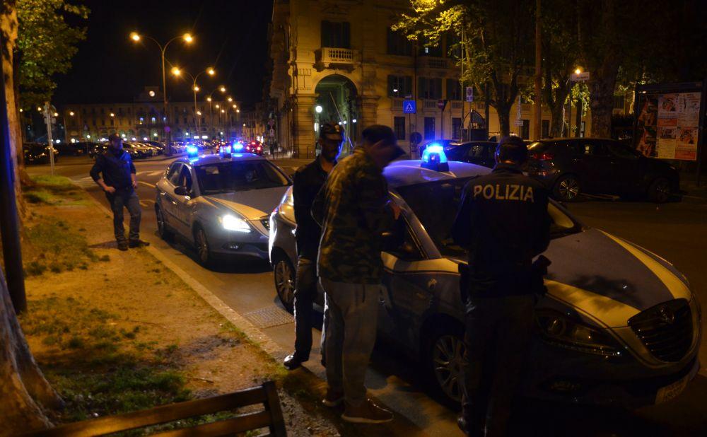 Tentava di rubare una bicicletta colto sul fatto ed arrestato dalla Polizia